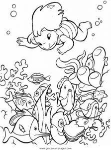 Malvorlage Lilo & Stitch lilo stitch 44