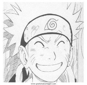 Malvorlage Naruto naruto 08