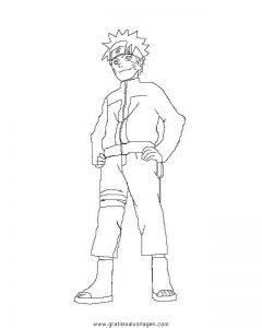 Malvorlage Naruto naruto 15
