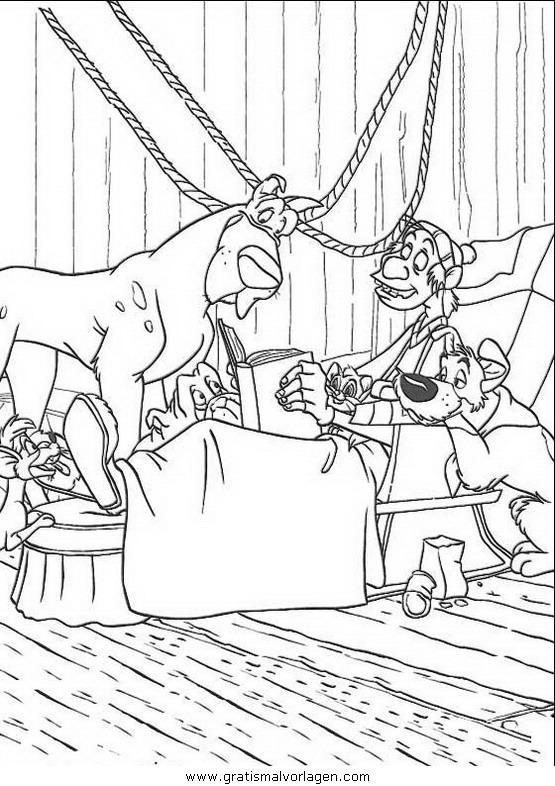 oliver company 15 gratis malvorlage in comic