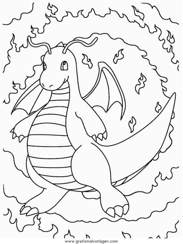 pokemon 002 gratis malvorlage in comic  trickfilmfiguren