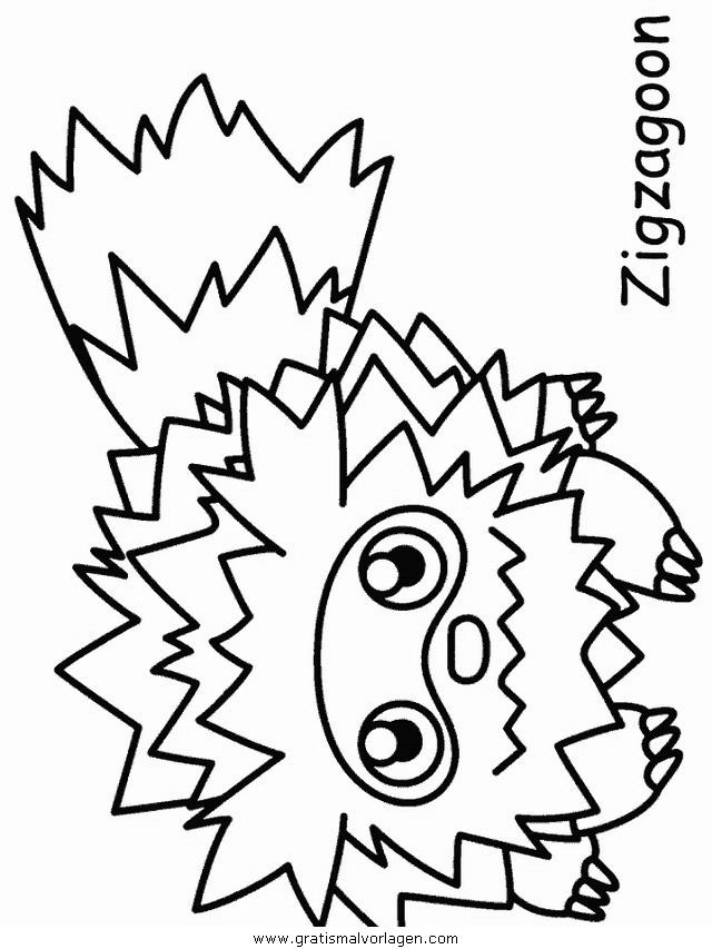 Pokemon Lugia2 Gratis Malvorlage In Comic: Pokemon 069 Gratis Malvorlage In Comic & Trickfilmfiguren