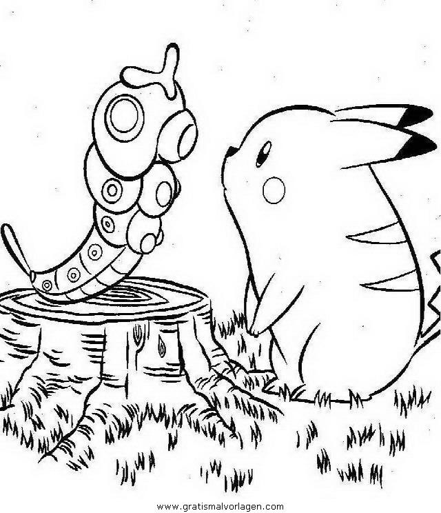 Pokemon Lugia2 Gratis Malvorlage In Comic: Pokemon 100 Gratis Malvorlage In Comic & Trickfilmfiguren