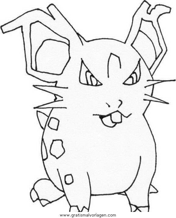 Pokemon Lugia2 Gratis Malvorlage In Comic: Pokemon 103 Gratis Malvorlage In Comic & Trickfilmfiguren