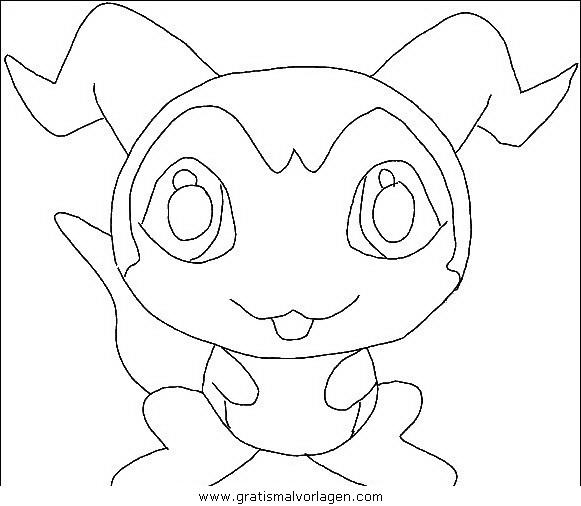Pokemon Lugia2 Gratis Malvorlage In Comic: Pokemon 106 Gratis Malvorlage In Comic & Trickfilmfiguren