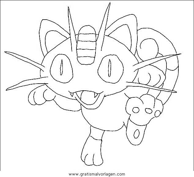 Pokemon Lugia2 Gratis Malvorlage In Comic: Pokemon 123 Gratis Malvorlage In Comic & Trickfilmfiguren