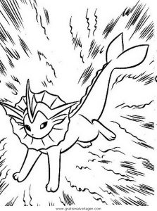 Malvorlage Pokemon pokemon 149
