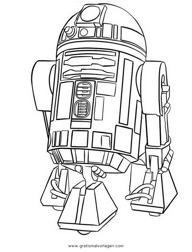 Gemütlich Lego Star Wars R2d2 Malvorlagen Ideen - Ideen färben ...