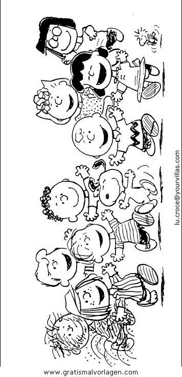 snoopy 04 gratis malvorlage in comic  trickfilmfiguren