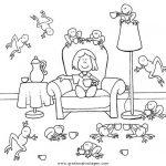Linus Snoopy Malvorlagen Zum Ausmalen Fur Kinder