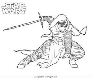 Star Wars 32 Gratis Malvorlage In Science Fiction Star Wars Ausmalen