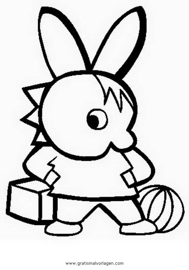 trotro2 gratis malvorlage in comic  trickfilmfiguren